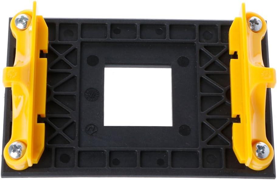 BIlinli 1 PC CPU Ventilador de refrigeración Soporte del disipador de Calor Base del Soporte para AM4 887 Socket