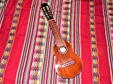 Charango Semiprofessional by Luthier Wilson From Peru Case Included Item in USA