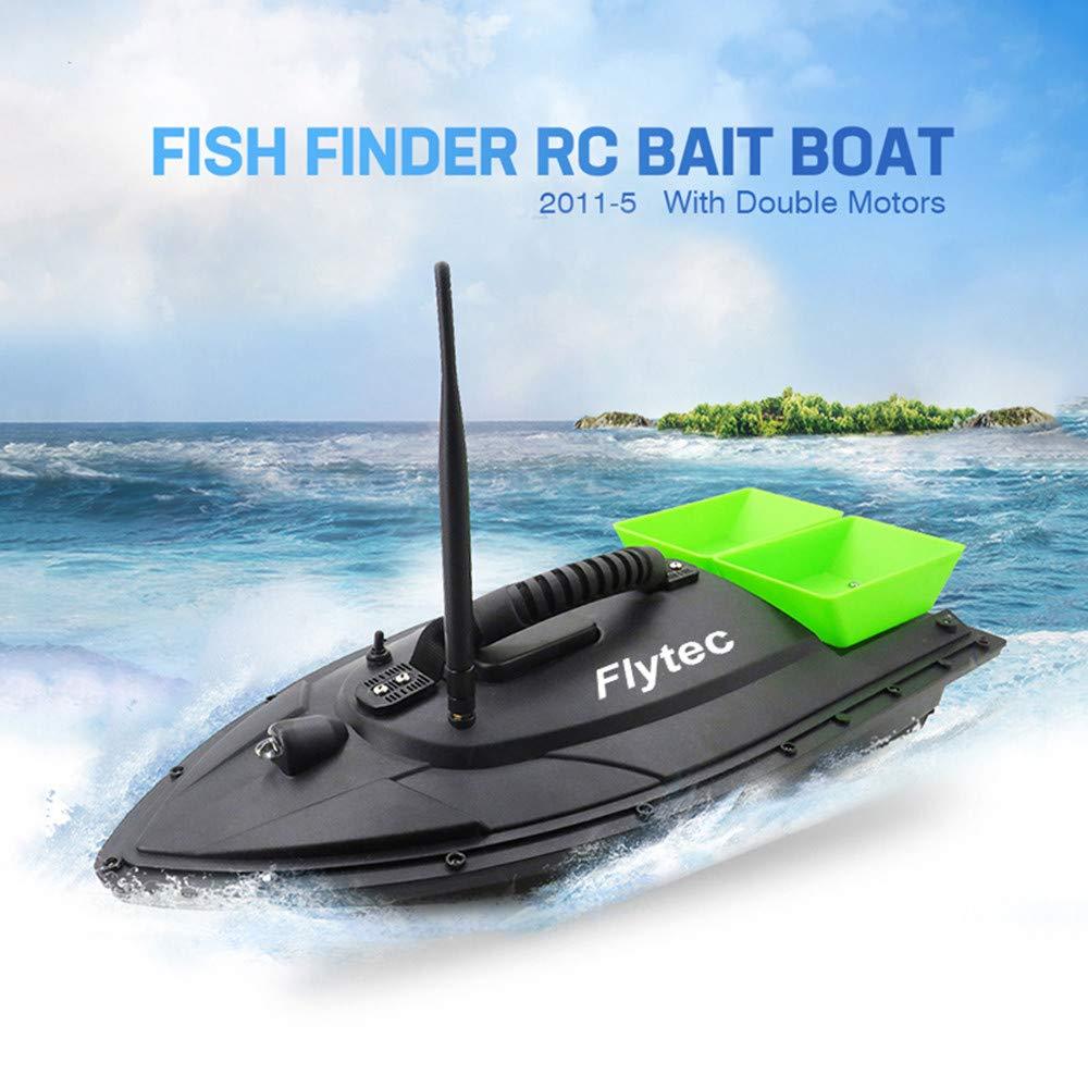 Gr/ün Momola RC Boot Ferngesteuertes Boot,2,4GHz Wasserdicht High Speed Electric Racing Boot mit Starke Kraft Fernbedienung Spielzeug f/ür Anf/änger und Kinder
