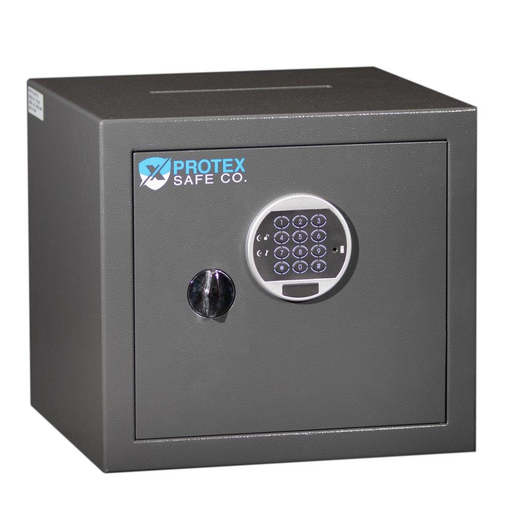 Protex HD-34C Electronic Burglary Safe w/ Drop Slot