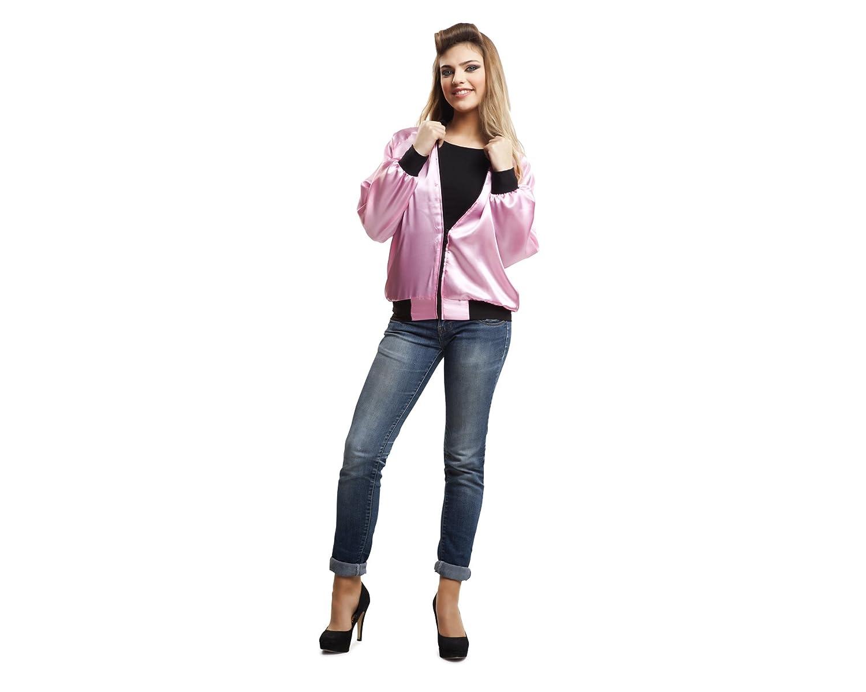 My Other Me Me - Disfraz Pink Lady para mujer, M-L (Viving Costumes 203358): Amazon.es: Juguetes y juegos