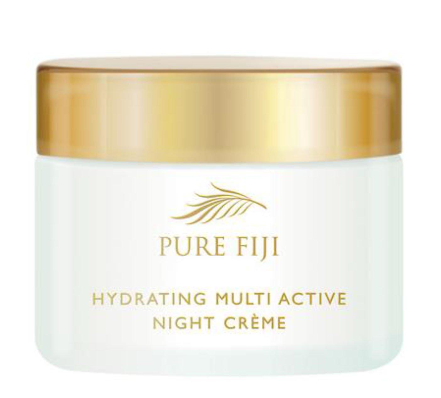 Pure Fiji Hydrating Multi-Active Night Creme 2.54oz