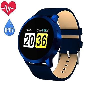 OUKITEL OLED Reloj Inteligente, Bluetooth Reloj de pulsera/Podómetro Analización/Seguimiento de sueño