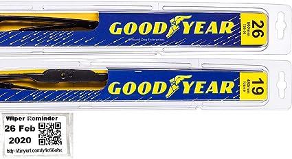 Front Windshield Wiper Blades for Chrysler 200 Sebring OEM Upgrade Kit Set  fr