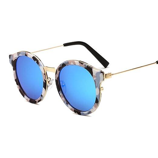 Sonnenbrille Damen-Gezeiten-Sonnenbrille-Metall-Sonnenbrille,A3