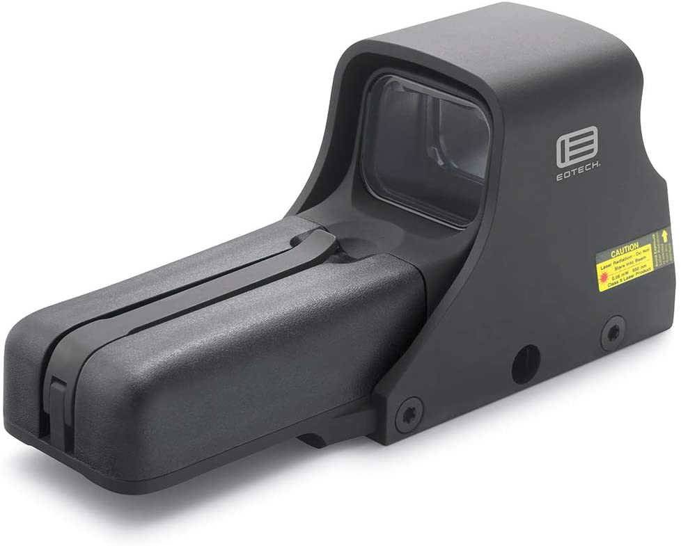 EOTECH 512 Holographic Weapon Sight- waterproof rifle scope under 500$
