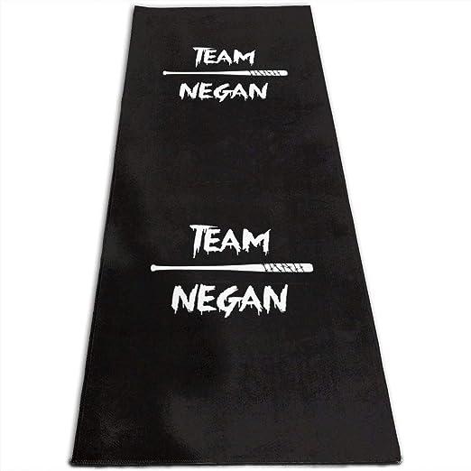 FGRYGF Team Negan Yoga Mat - Estera de Yoga - Non-Slip ...