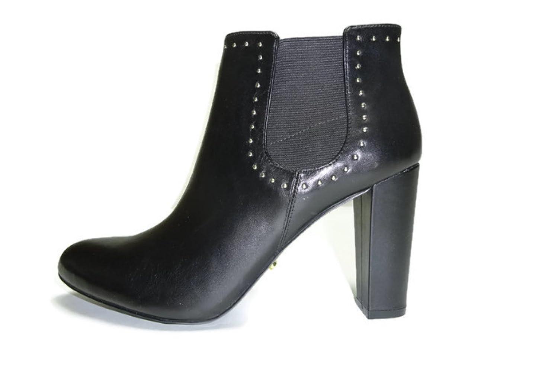 Lauren Ralph Lauren Vivianne Booties Black 8 B