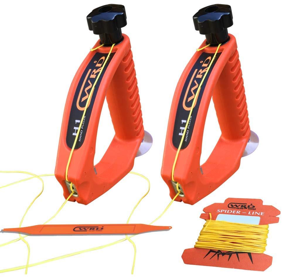 WRD-H1B Fiber Line Hand Puller Set Two Fiber line Hand pullers