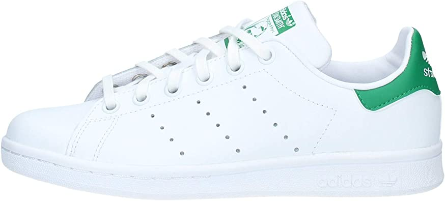 adidas Originals Stan Smith J, Baskets Mixte Enfant