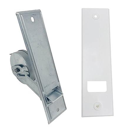 Mecanismo recogedor de persiana de 160 mm con embellecedor de hasta 5 m. Recogedor de