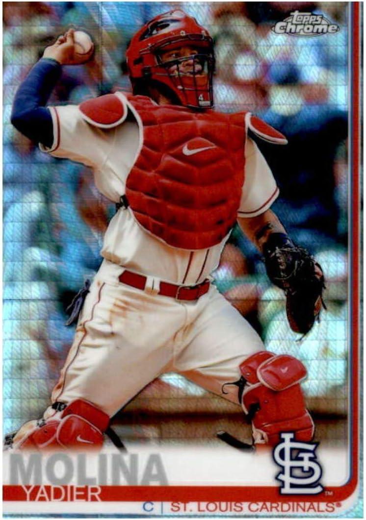 Louis Cardinals 2019 Topps Baseball #225 Yadier Molina St
