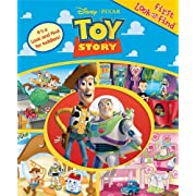 First Look and Find: Toy Story (My First Look and Find)