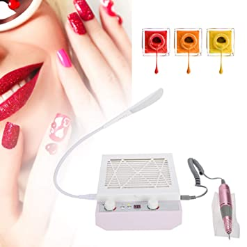 Amazon.com : Multi-functional Electric Nail Brushing Machine ...