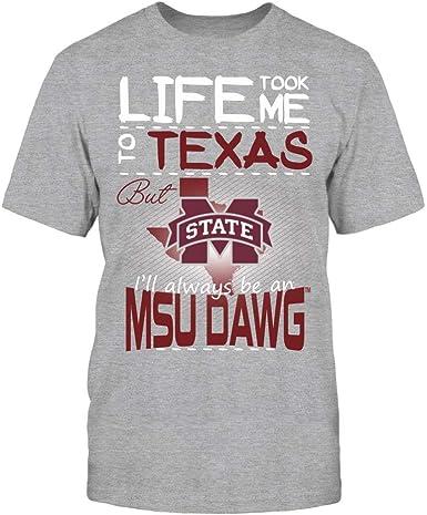 NCAA Mississippi State Bulldogs T-Shirt V3