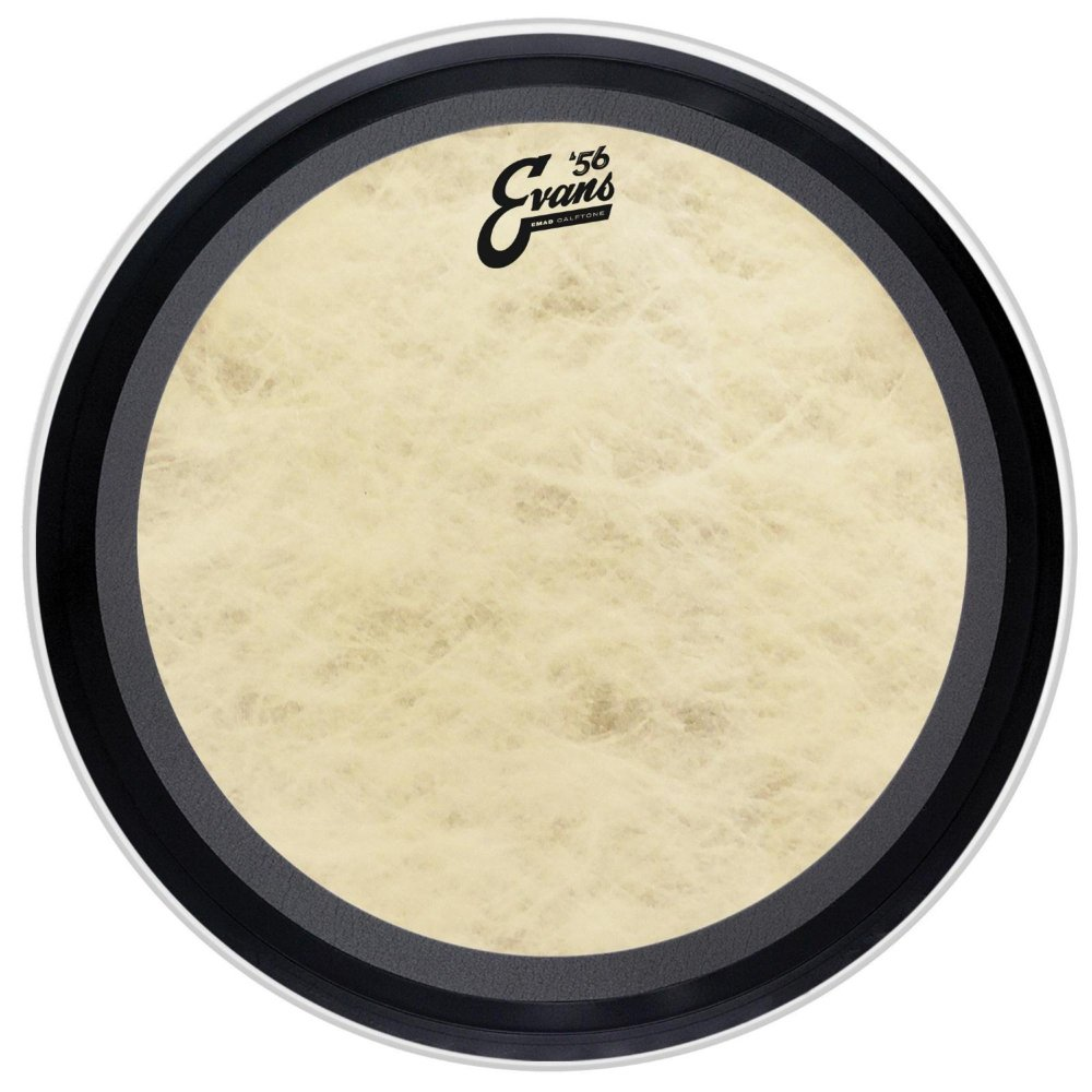 Evans BD16EMADCT Bass Drum Head, 16 16