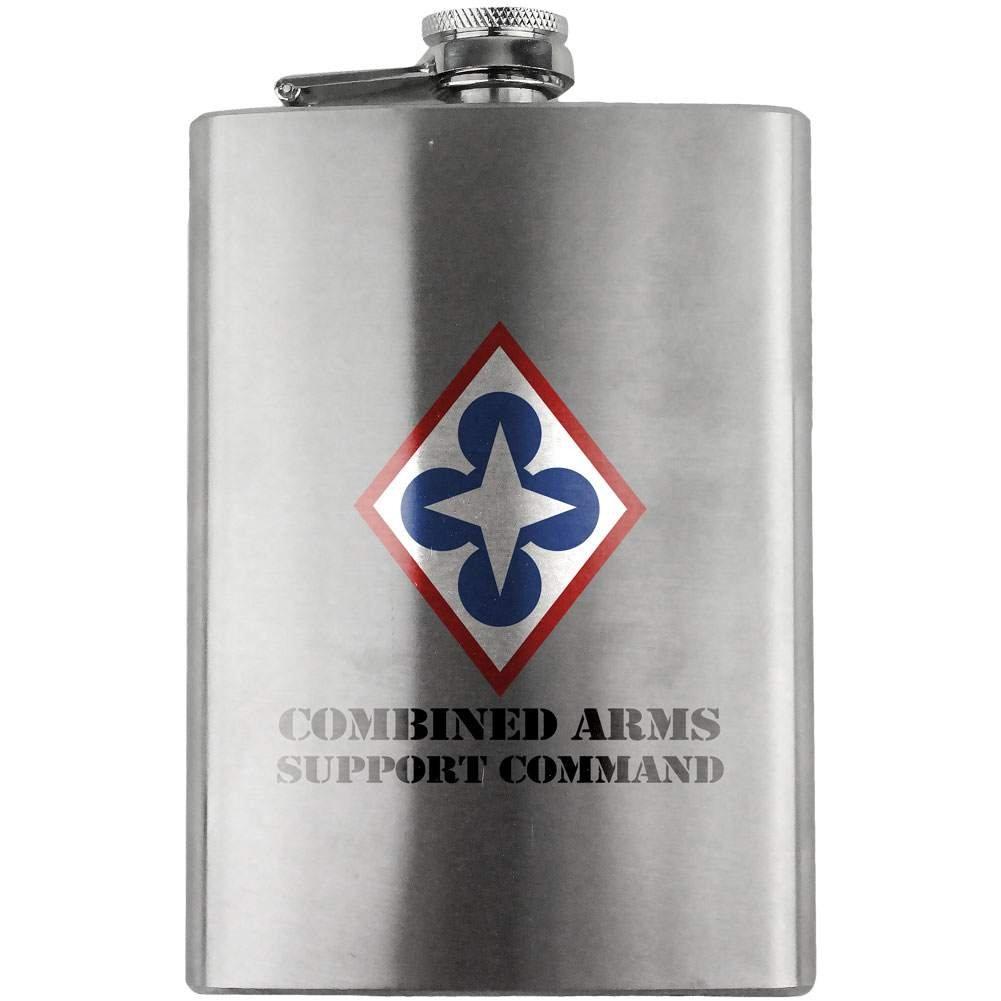 【ついに再販開始!】 Army Combined腕サポートコマンド8オンス Army。フラスコ B0112Y2YTC B0112Y2YTC, クロホネムラ:895bd482 --- application.woxpedia.com