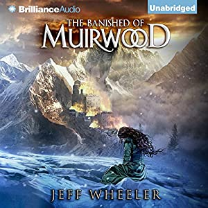 The Banished of Muirwood Audiobook