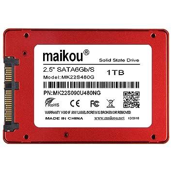 kesoto Disco Duro SSD SATA3.0 1TB 6.0Gbs Complimentos Conveniente ...