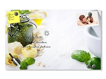Graz Design® Glas-Magnettafel für Deine Küche | Magnet - und ...