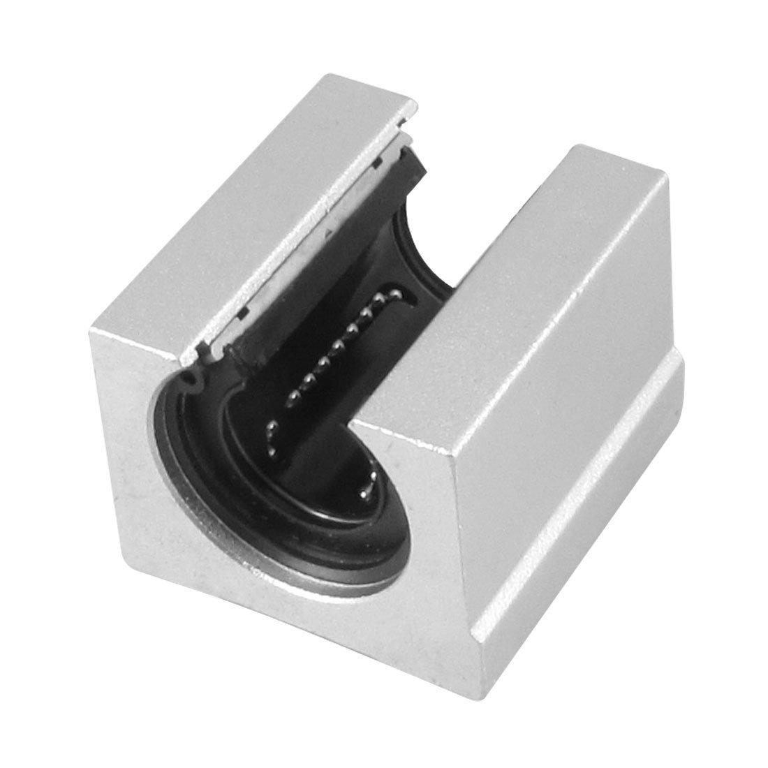 SBR20UU Metall Linear Motion-Kugellager Lagerblock DealMux DLM-B00HCHFH48