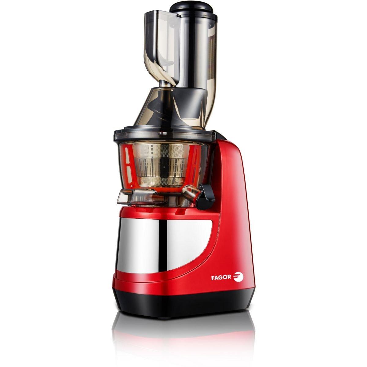Fagor fg753 extractor con zumo rojo 240 W: Amazon.es: Hogar