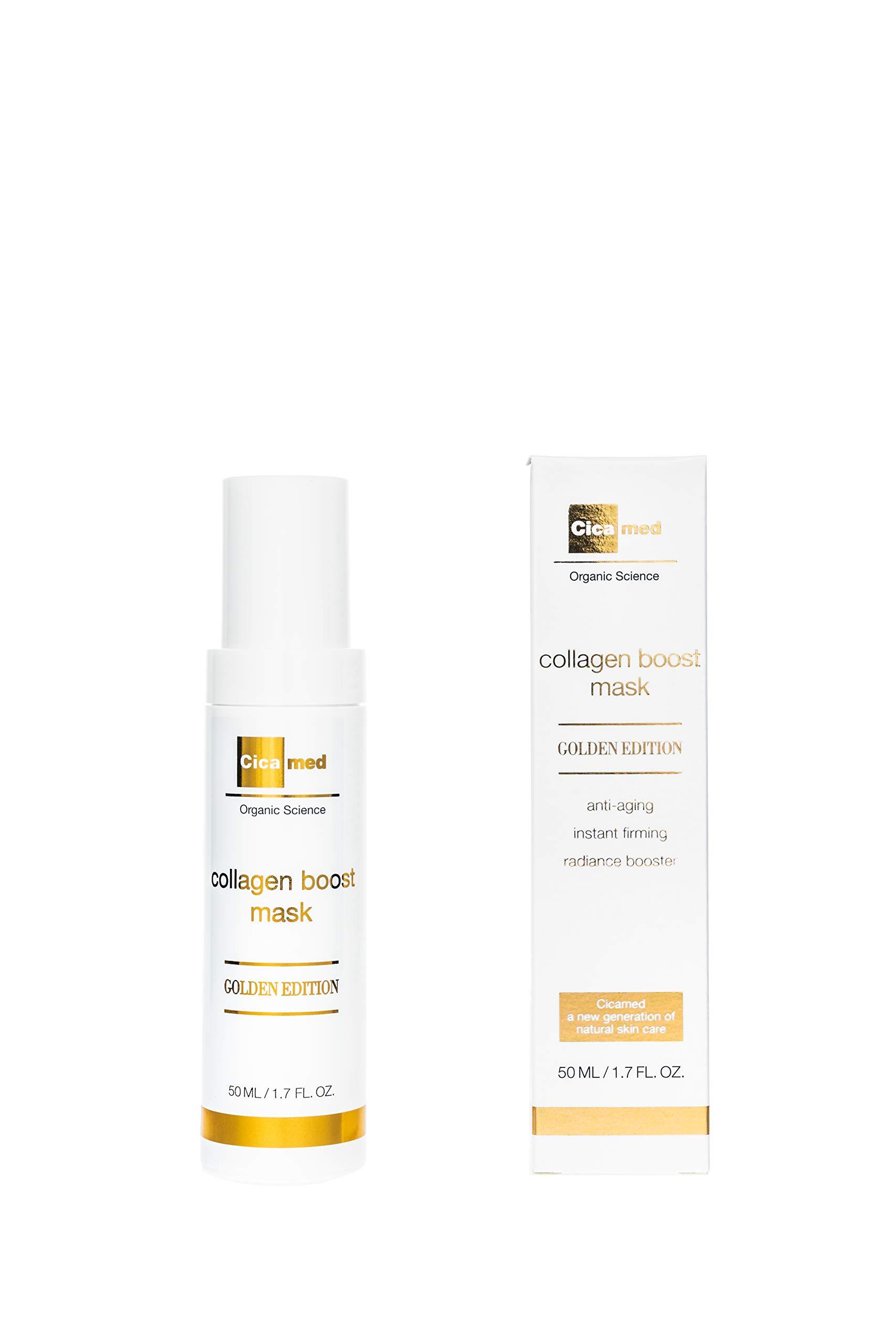 cicamed collagen boost mask
