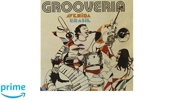 cd grooveria avenida brasil