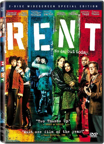 Rent (Widescreen Two-Disc Special Edition) (Bohemian Revolution)