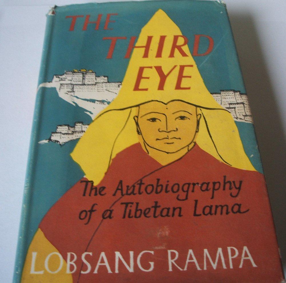 Das dritte Auge. Ein tibetanischer Lama erzählt sein Leben.
