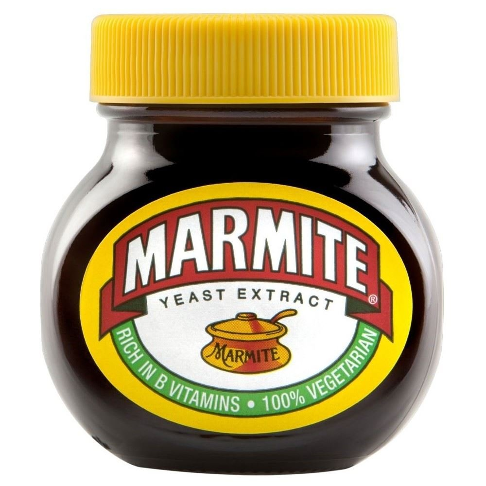 Marmite Yeast Extract (125g) - Pack of 2