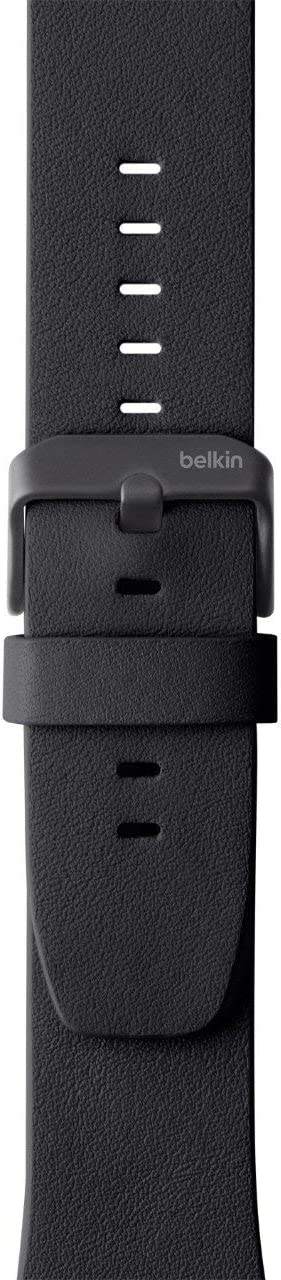 Belkin F8W732btC01 - Correa clásica de Piel para Apple Watch (42 ...