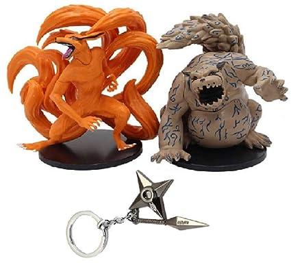 Amazon.com: Geekoolit Zenecci - Figura de acción de Naruto ...