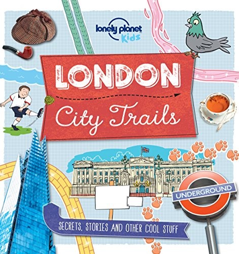 City Trails - London (Lonely Planet - Kids City Capital
