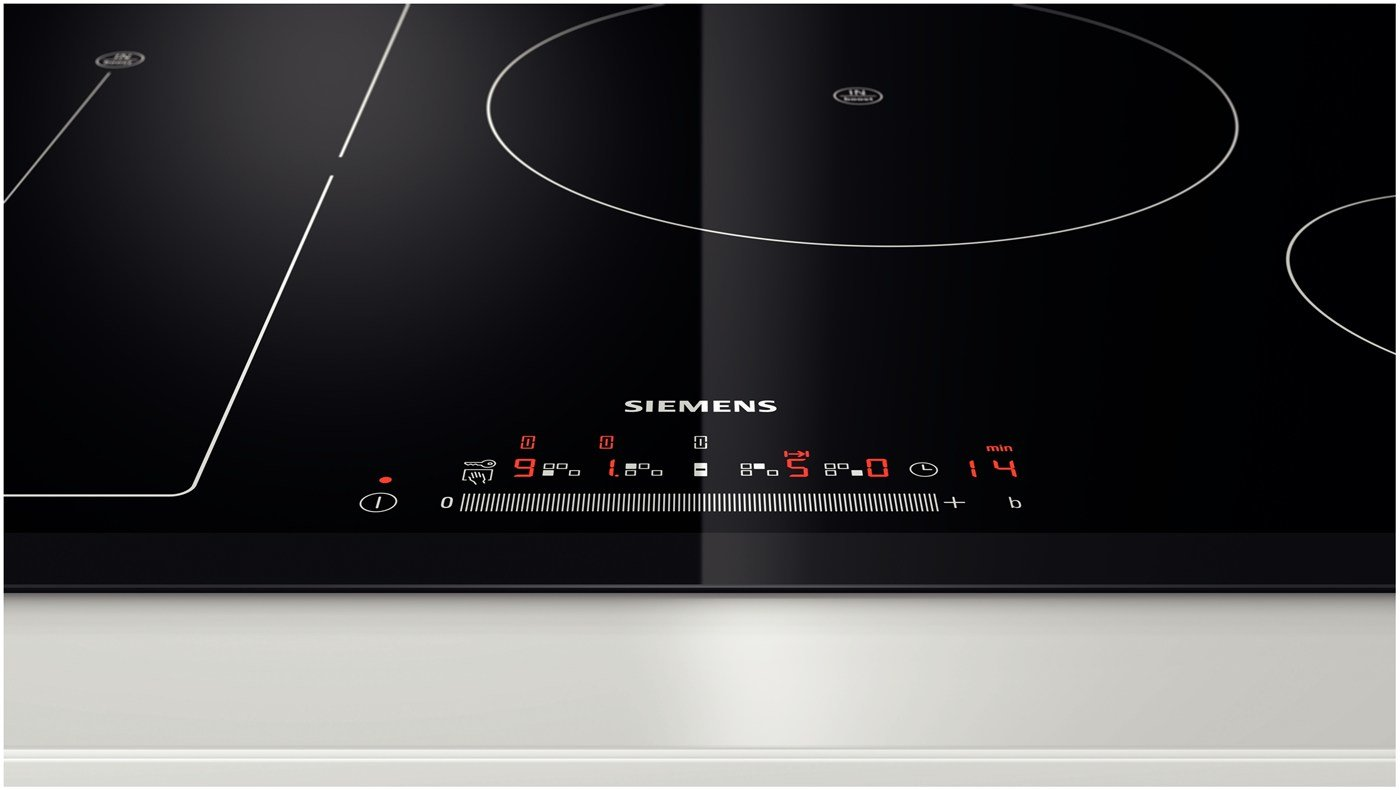 Siemens EH851FT17E Incasso A induzione Nero piano cottura: Amazon.it ...