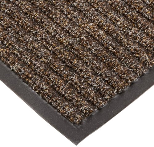 NoTrax T39 Bristol Ridge Scraper Carpet Mat, for Wet and Dry Areas, 2' Width x 3' Length x 3/8