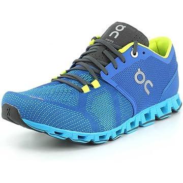 best On Running Mens Cloud X Water/Blues Running Shoe - 9 reviews