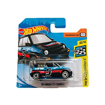 Hot Wheels 85 Honda City Turbo II HW Speed Graphics 68/365