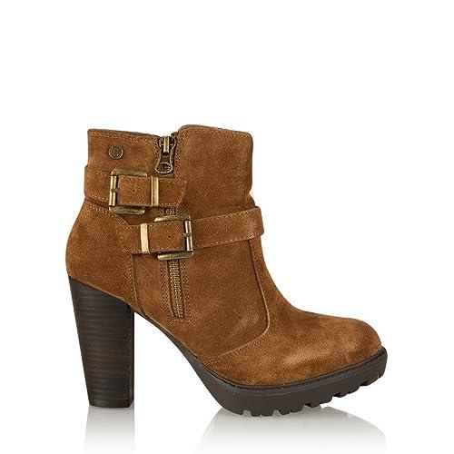 Zapatos marrones Carmela para mujer HouI4N3Q
