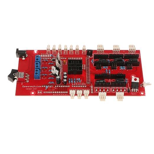 IPOTCH - Kit de impresora 3D compatible con placa base de ...