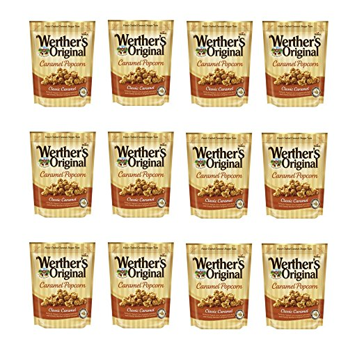 caramel popcorn topping - 8