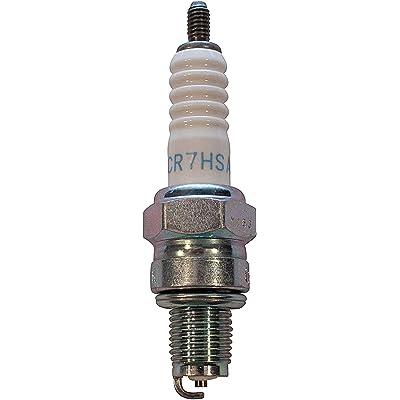 NGK (4549) CR7HSA Standard Spark Plug, Pack of 1: Automotive