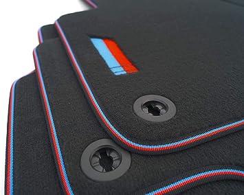 Cabrio ab Bj Velours Fußmatten BMW 3er E36 1993 bis 2000 Premium Auto Matten