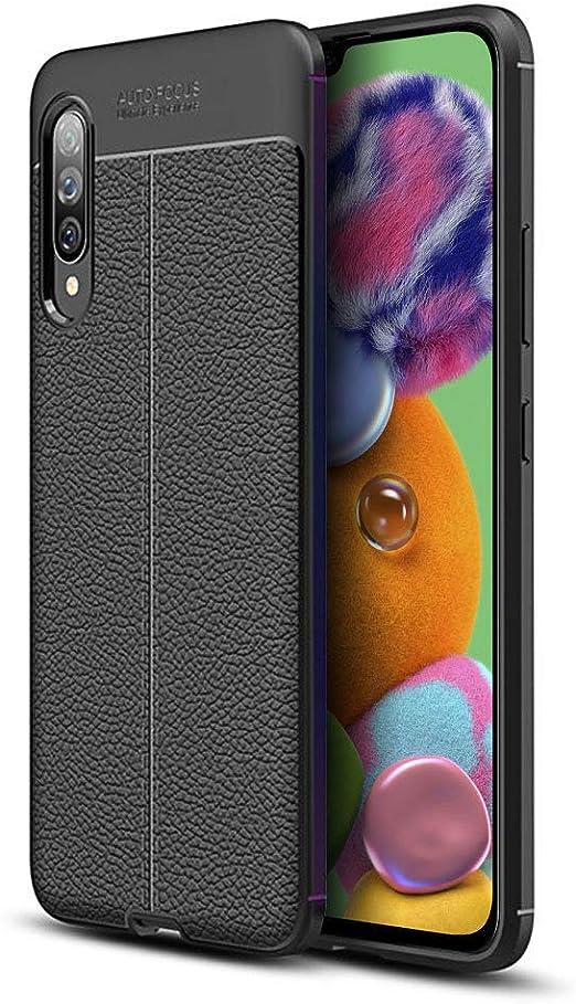 Olixar Funda para el Samsung Galaxy A90 5G Attache Tipo Cuero ...