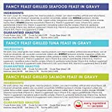 Purina Fancy Feast Grilled Seafood Wet Cat Food