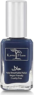 product image for Karma Halal Certified Nail Polish- Truly Breathable Cruelty Free and Vegan - Oxygen Permeable Wudu Friendly Nail Enamel (ZOYA)