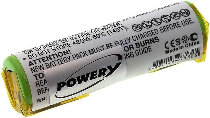 Batería para Maquinilla de Afeitar Philips HQ9190XL: Amazon.es ...