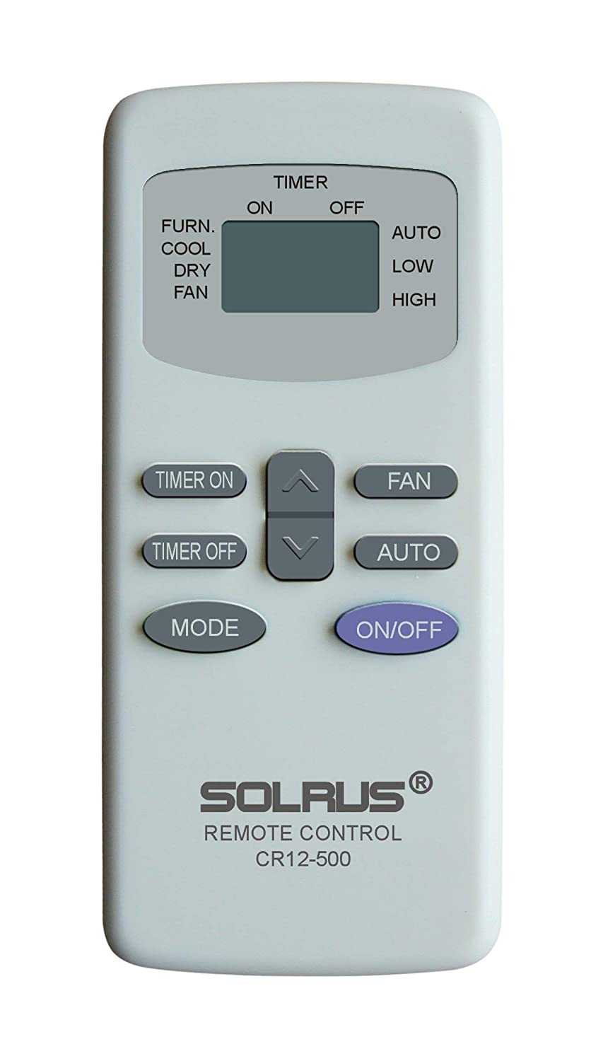 Carrier Airv RV Remote Control Replacement By Solrus