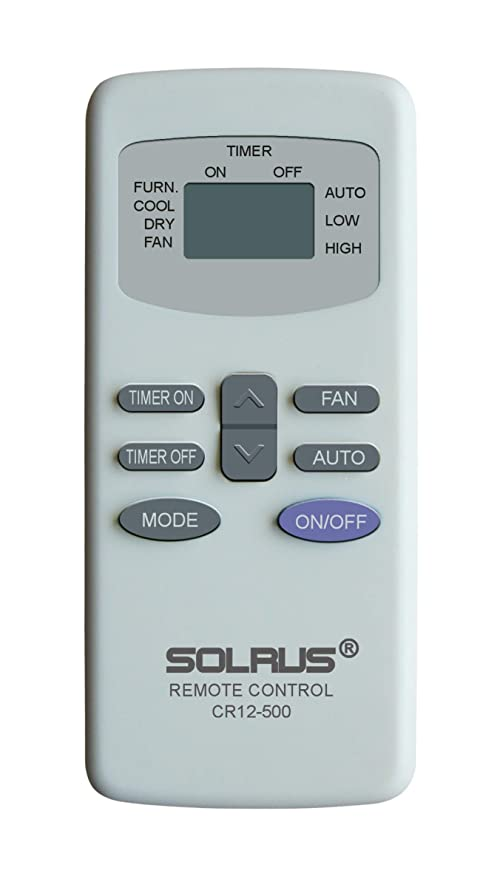 Carrier Airv RV Remote Control Replacement By Solrus on carrier furnace humidifier, carrier gas furnace, carrier residential furnace, carrier electric furnace, carrier rv furnace,