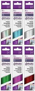 Gemini Paper Foil Bundle Two, Various